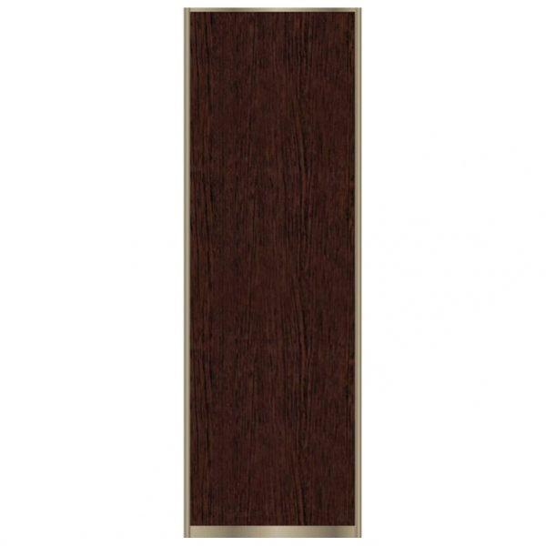 Bīdāmās durvis VENGE. Profils: matēts bronza 8169