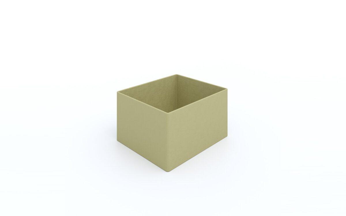 Коробка зеленая CAMBRIDGE