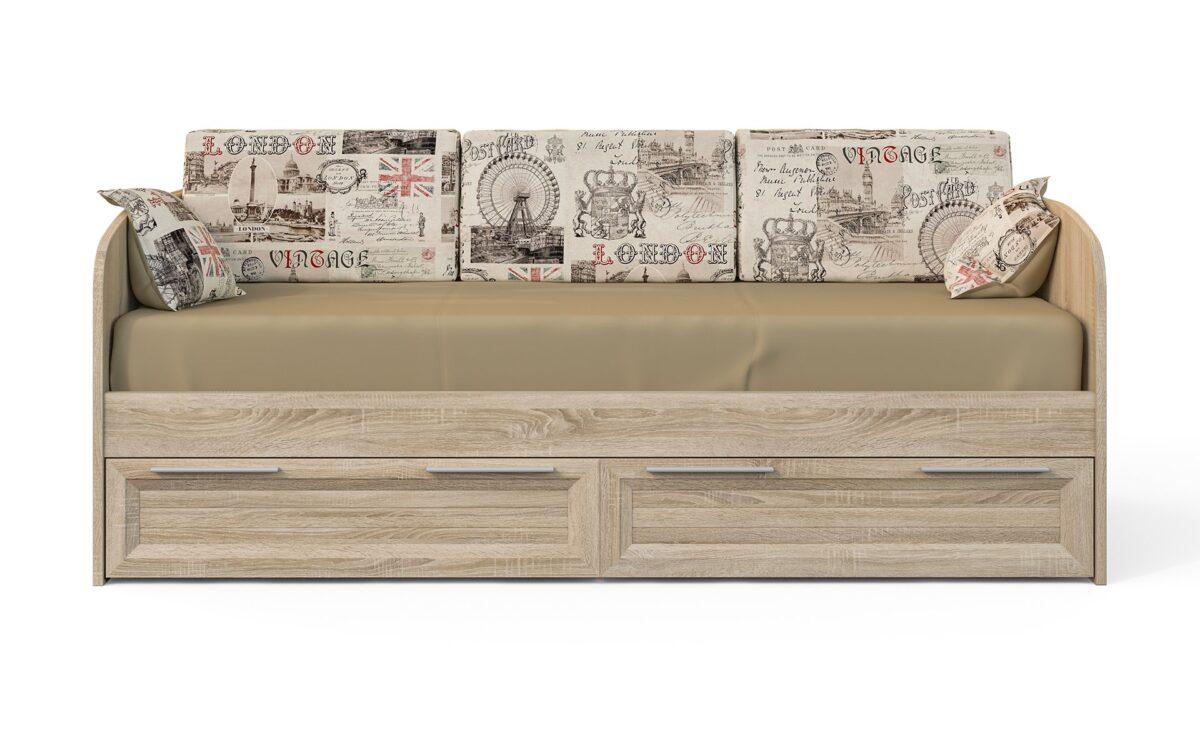 Кровать SHERWOOD-01 SH9