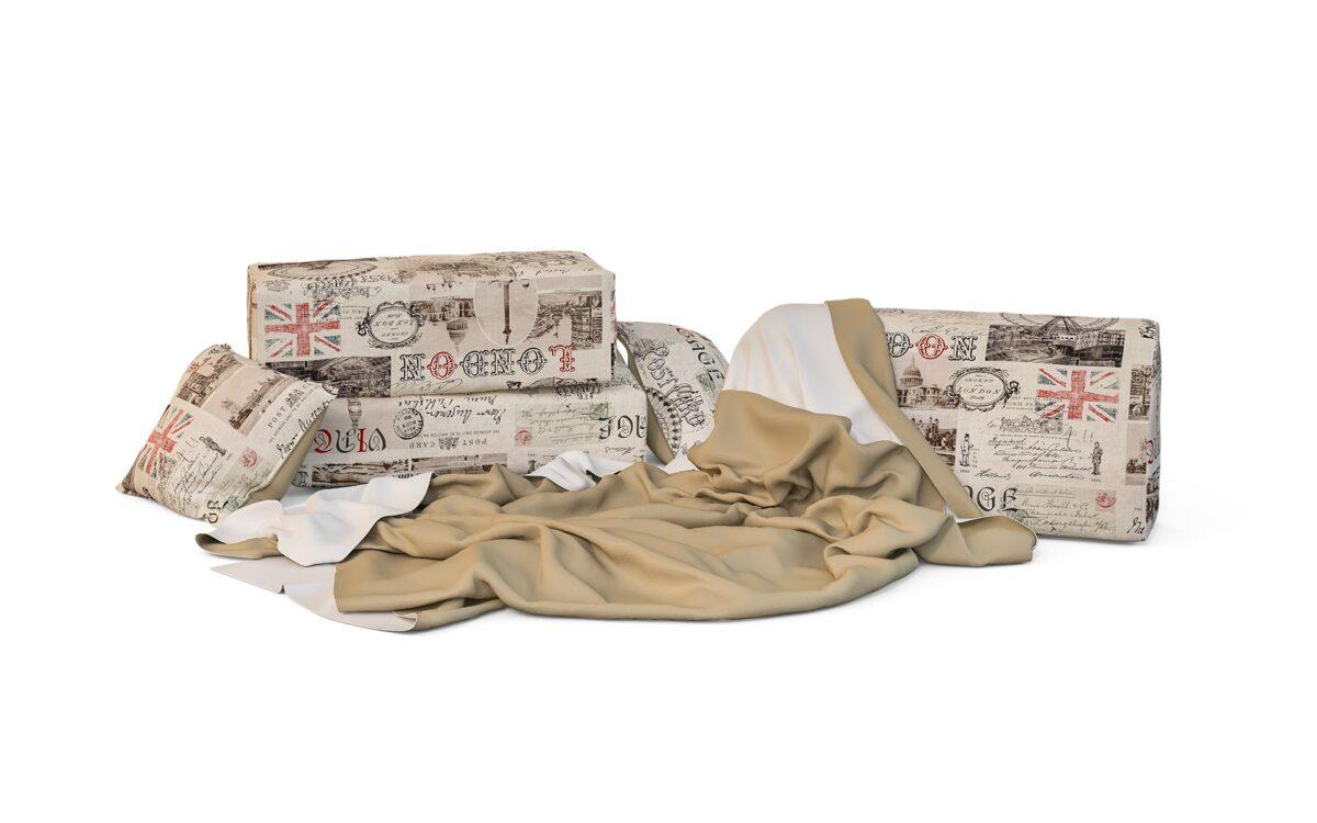 Чехол на матрас и набор подушек SHERWOOD SH10