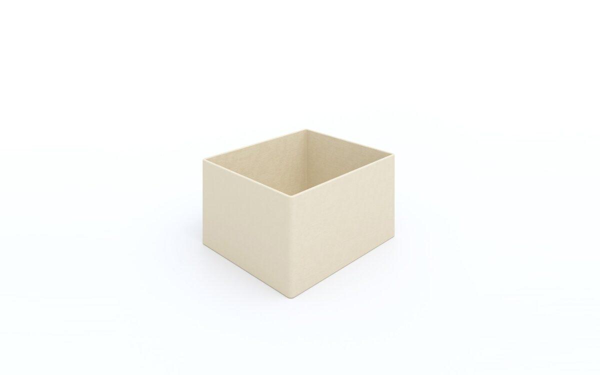 Коробка бежевая CAMBRIDGE
