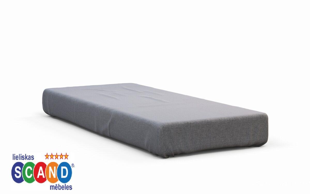 Pārsegs ar Rāvejslēdzēju gultai BOUNTY-01 B34