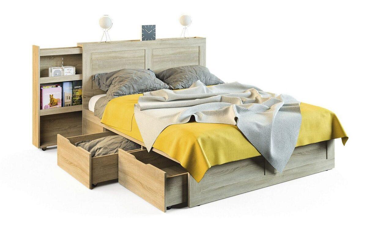 Комплект-4 Кровати STOCKHOLM/SHERWOOD
