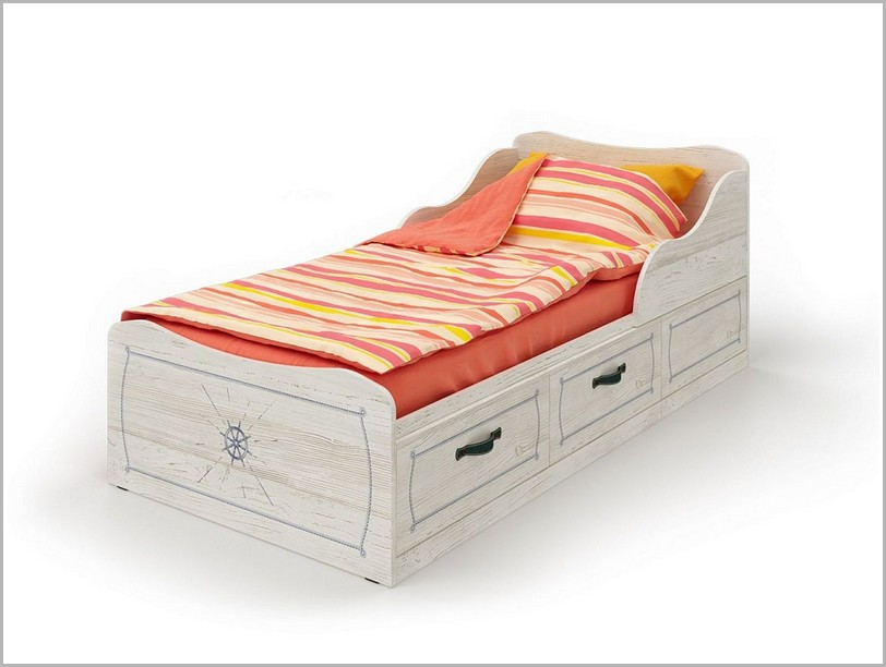 Single beds for children and adults