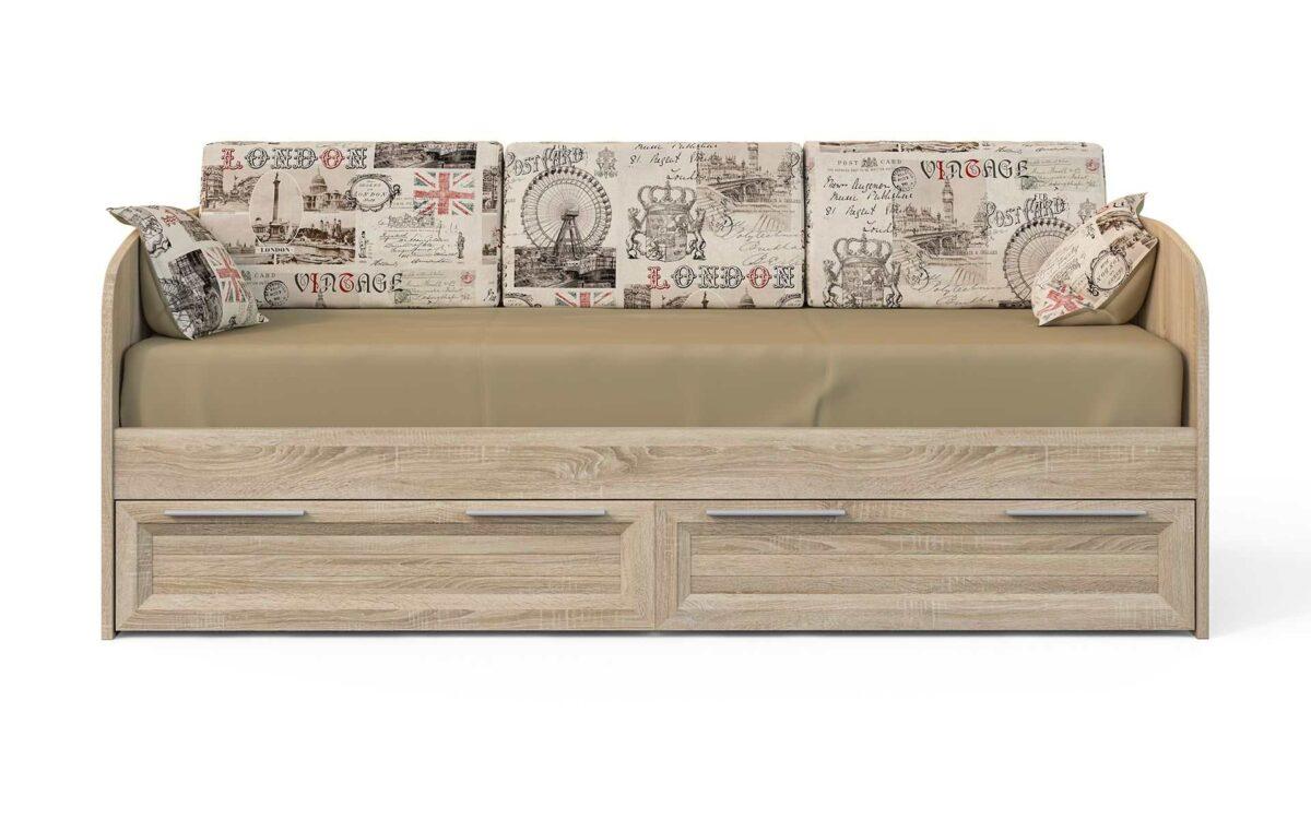Большая подушка для кровати SHERWOOD SH01