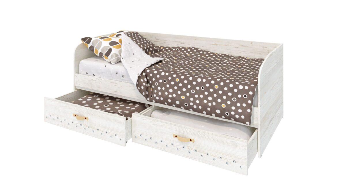 Кровать MARVIN-5 755/2052/956mm