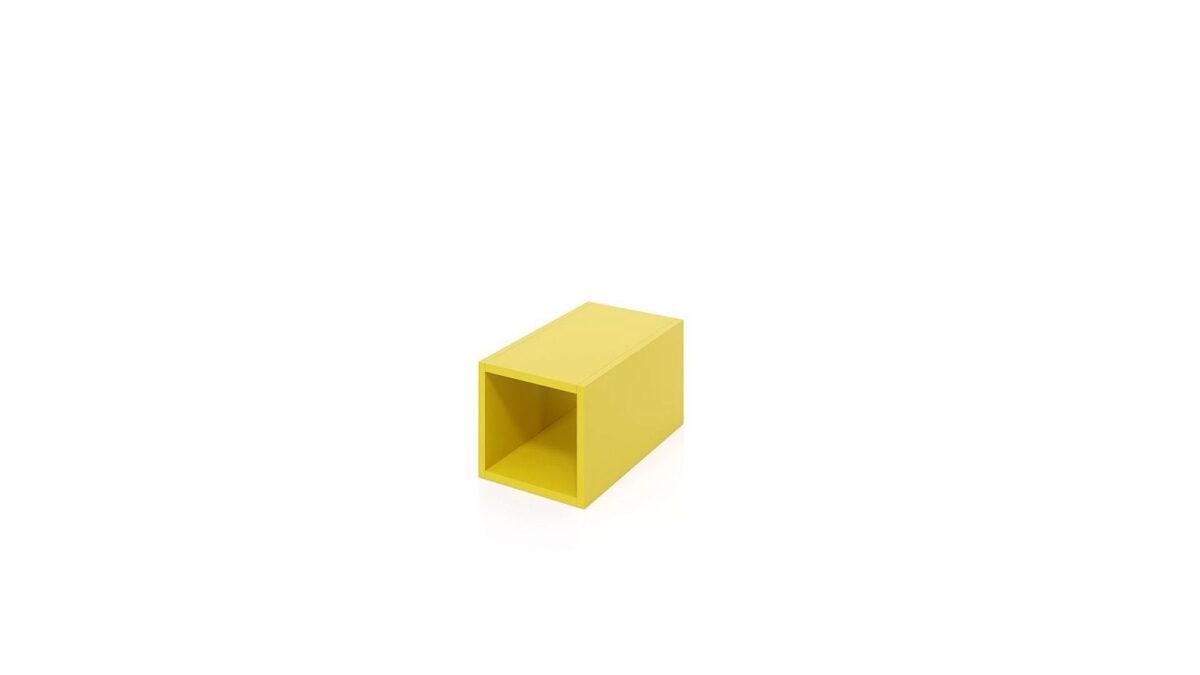 Kaste  JAZZ dzeltena krāsa
