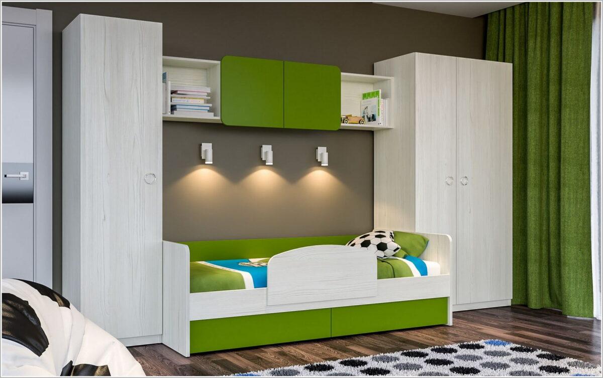 Bērnu mēbeles kolekcija ACTIVE / Kiwi