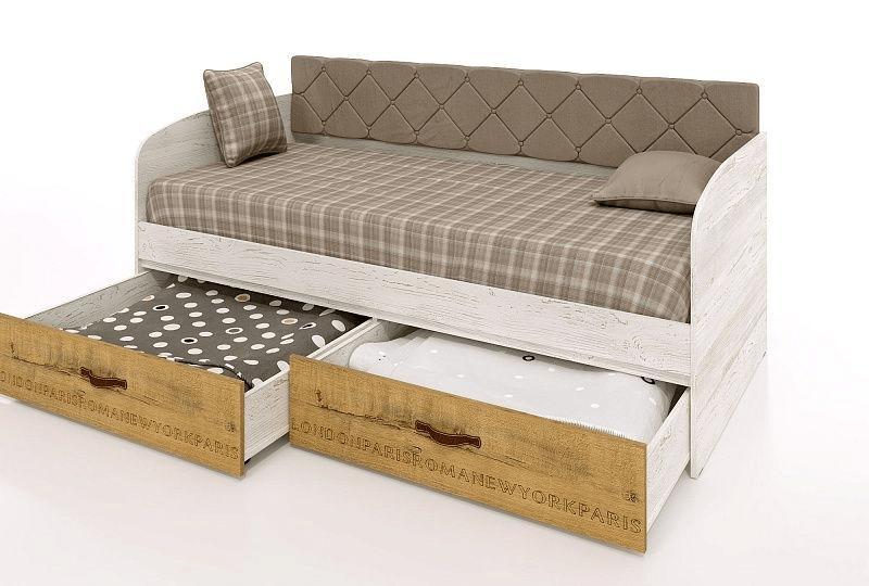 Кровать VOYAGE-5 755/2052/956mm