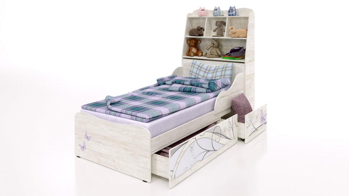 Plaukts gultai LADY-3М (WINTERBERG)