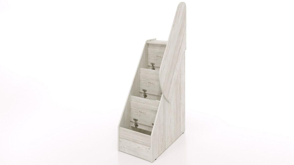 Поручень комода-лестницы REGATTA-4