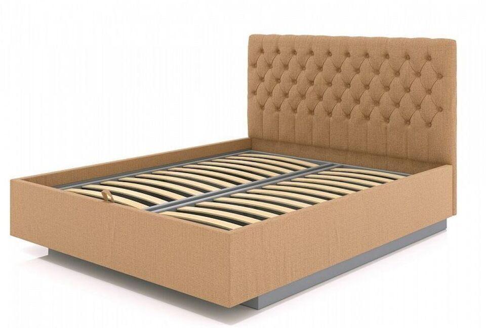 Кровать CITY-1 CORD 730 (140х200cm)