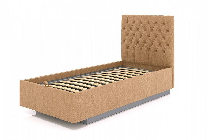 Кровать CITY-1 CORD 730 (90х200cm)